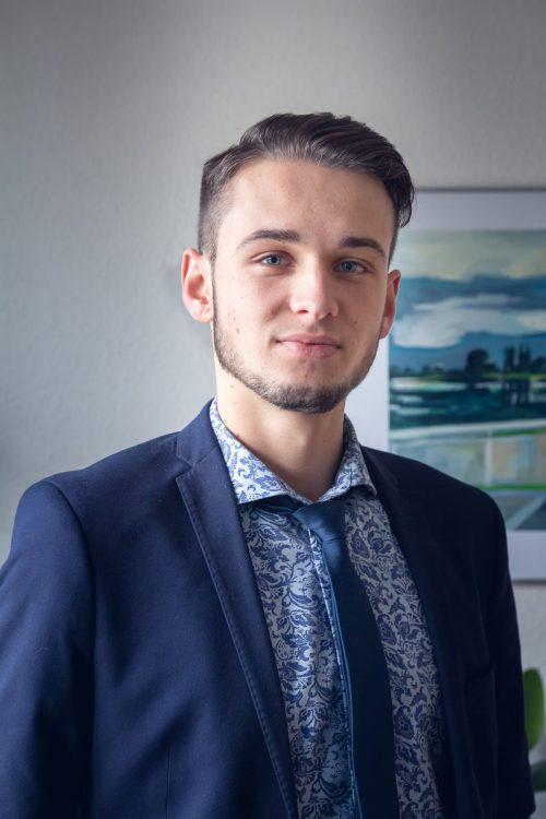 Keanu Bierstedt Global Finanz Dessau
